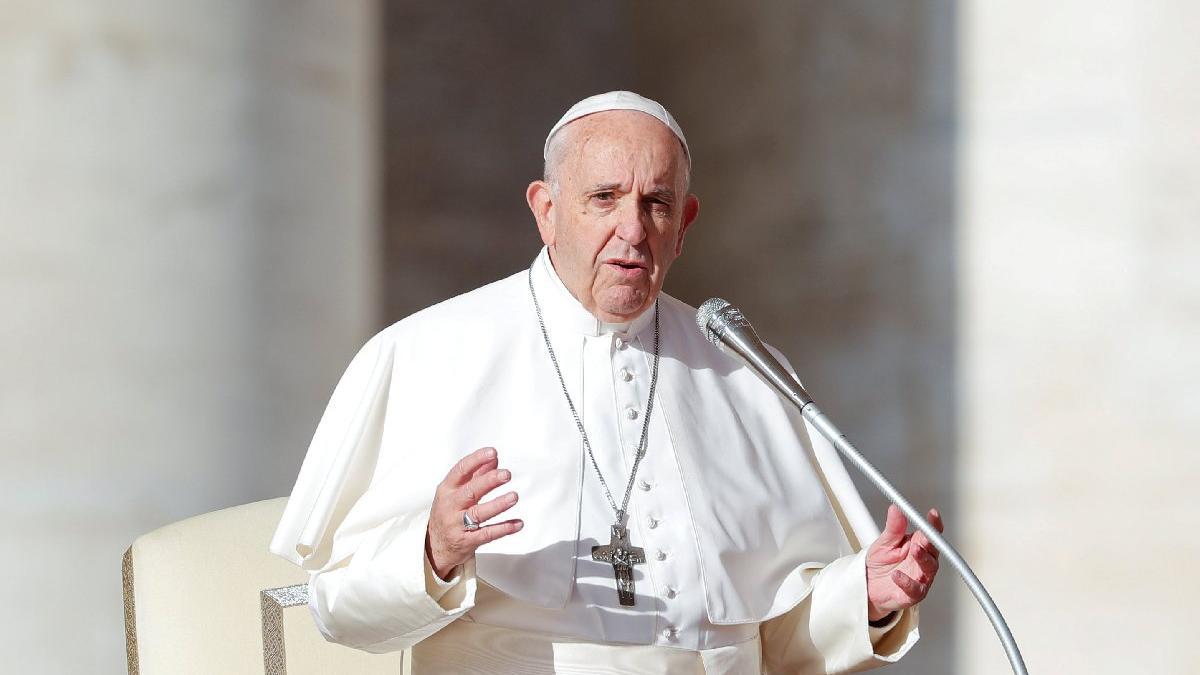 Papa'dan corona virüsü uyarısı: Suç örgütleri salgını zenginleşmek için kullanıyor