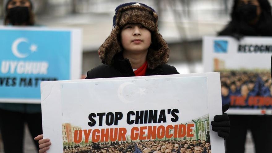 AB'den Çin'e Uygur Türkleri yaptırımı