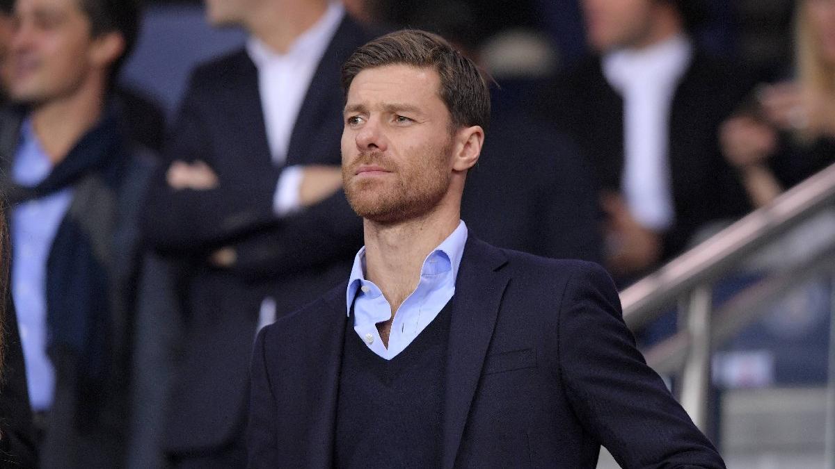 Xabi Alonso, Mönchengladbach'ın başına geçiyor