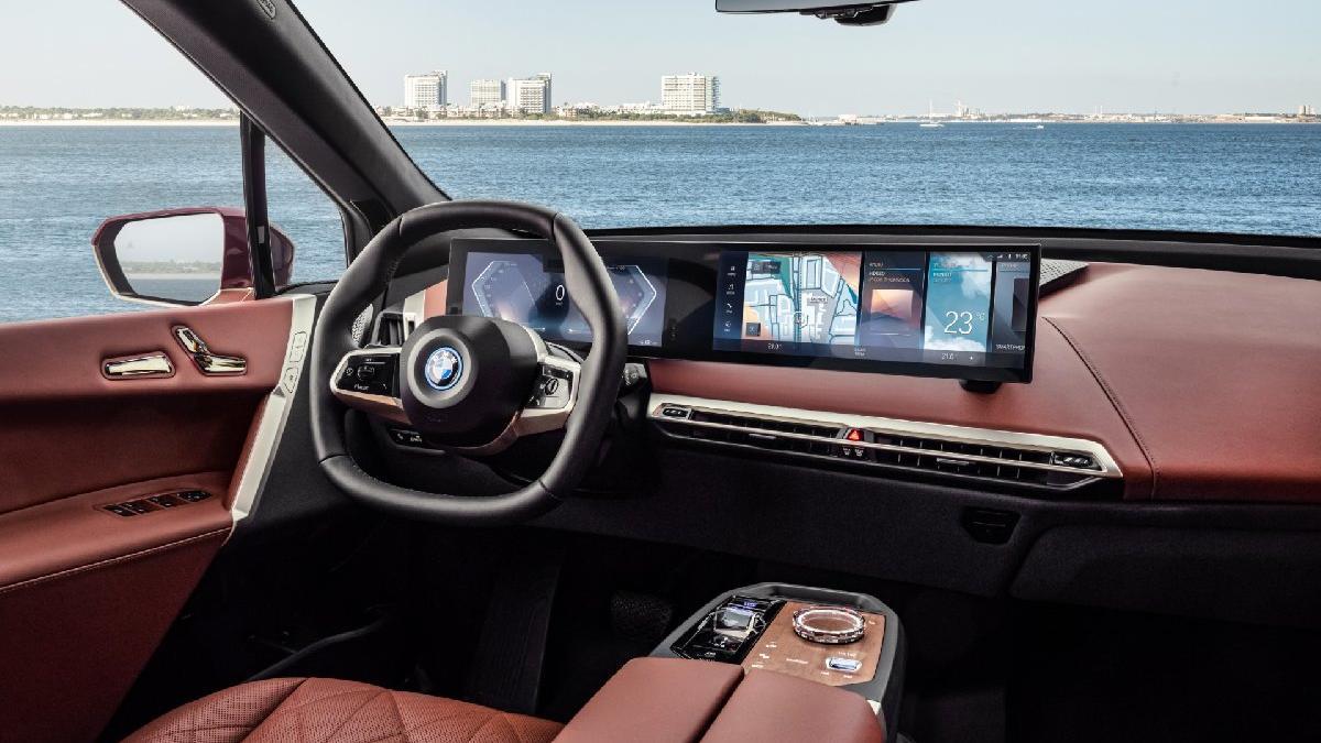 Yeni BMW modellerinin içi böyle olacak