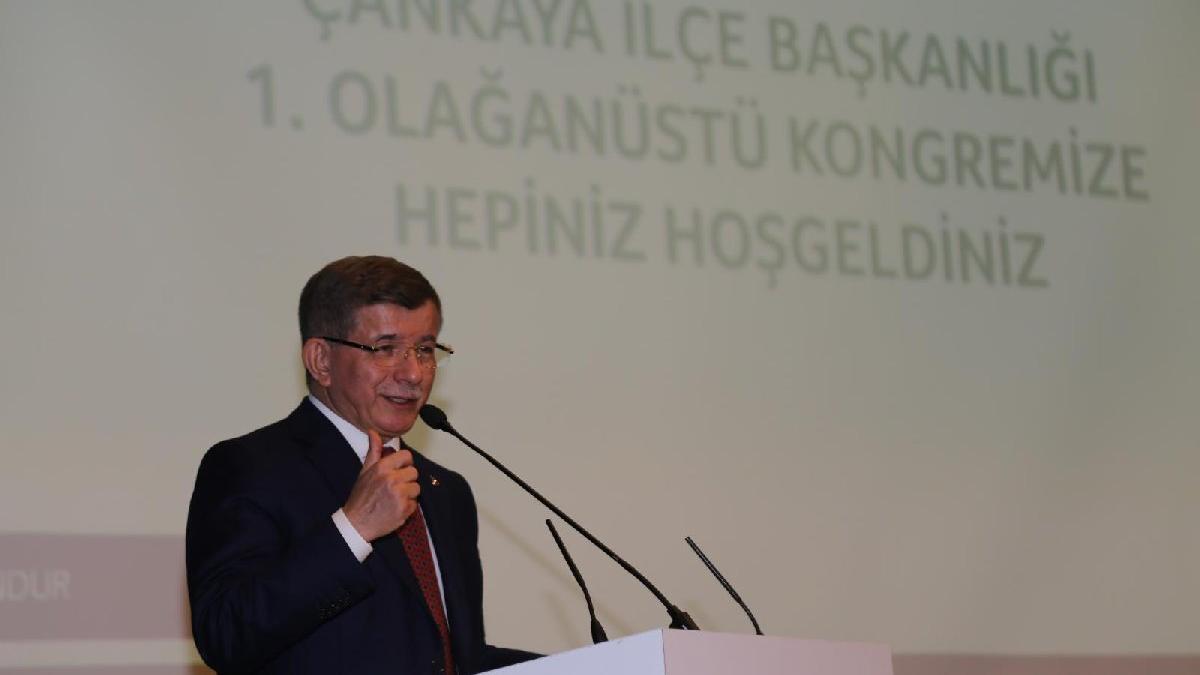 Davutoğlu'ndan Erdoğan'a İstanbul Sözleşmesi tepkisi: Dün söylediğini bugün reddediyor