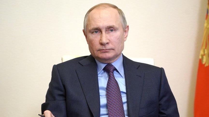 Rusya Devlet Başkanı Putin corona aşısı oldu