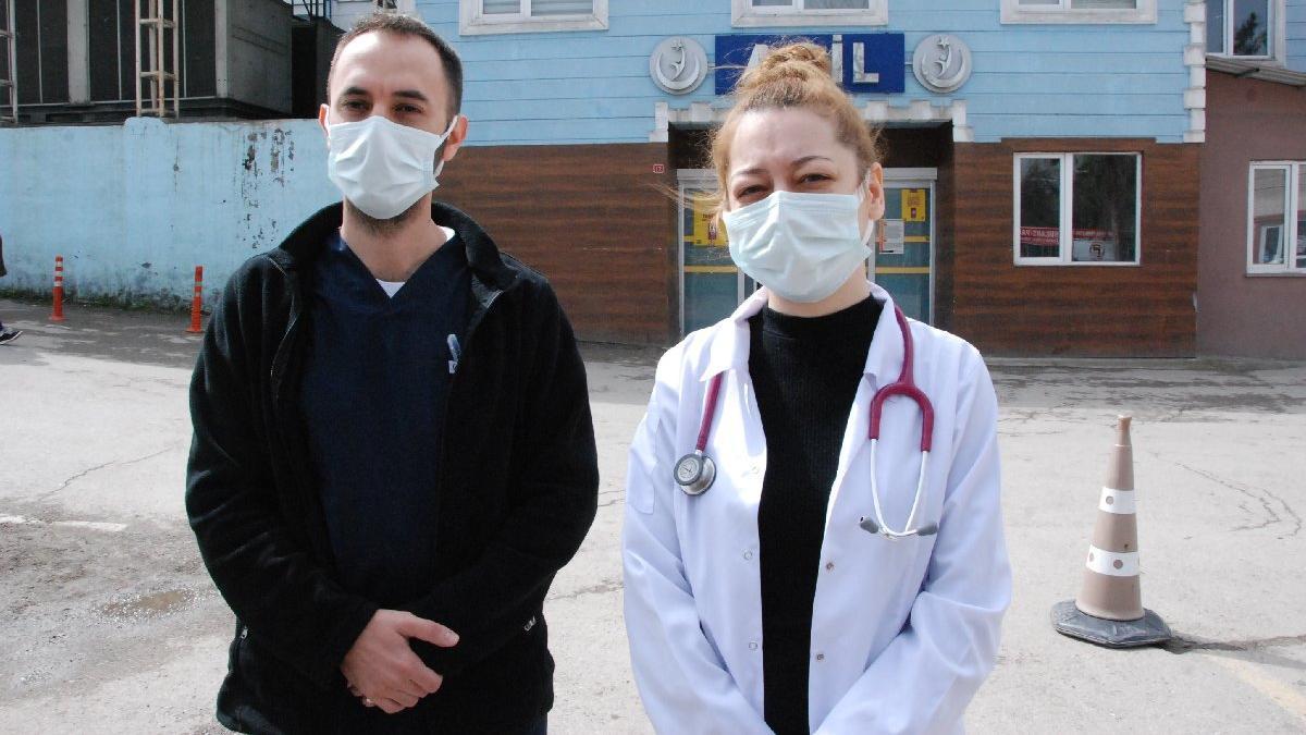 Yoğun bakıma yatırılacak babasına su içirmemesi için uyaran doktorlara saldırdı