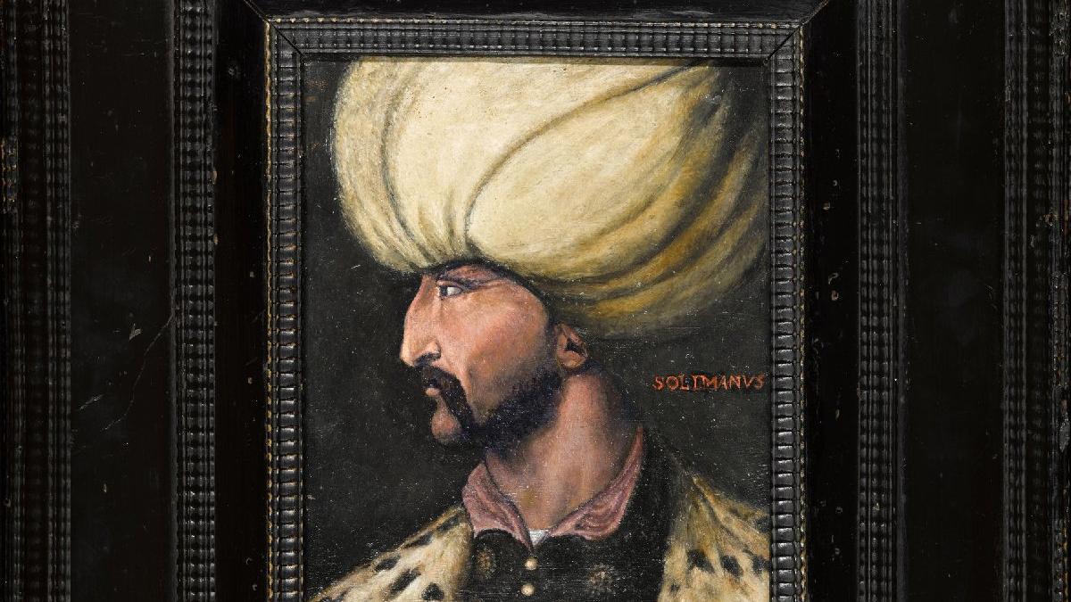 Dünya bu müzayedeyi konuşuyor: Kanuni Sultan Süleyman'ın nadir portresi de satışta