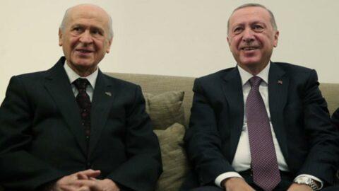 Devlet Bahçeli, Recep Tayyip Erdoğan'ı tebrik etti