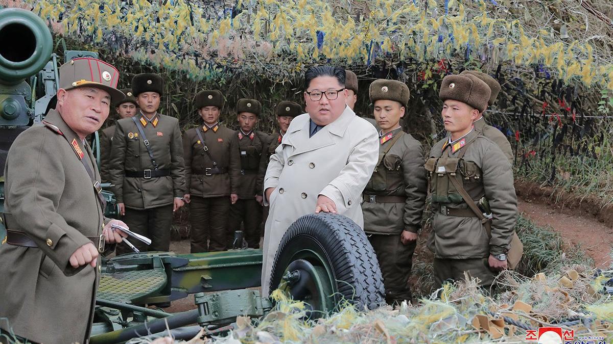 Kuzey Kore'den Biden döneminde ilk füze denemesi