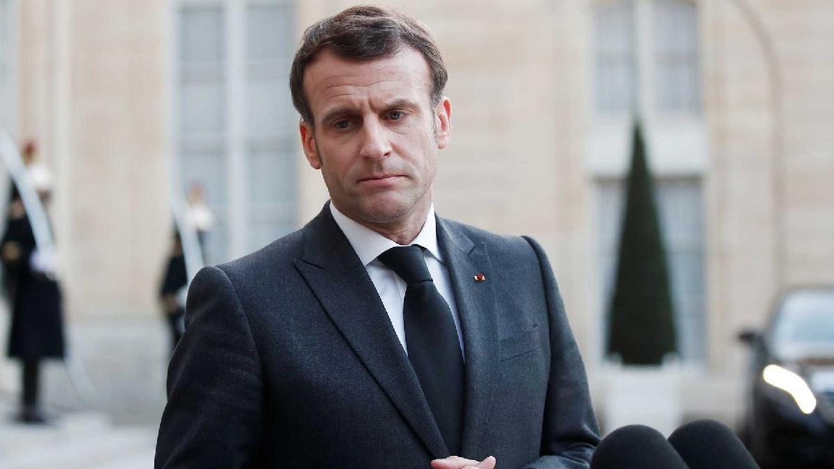 Fransa lideri Macron'dan Türkiye endişesi: Seçimlere müdahale edebilirler