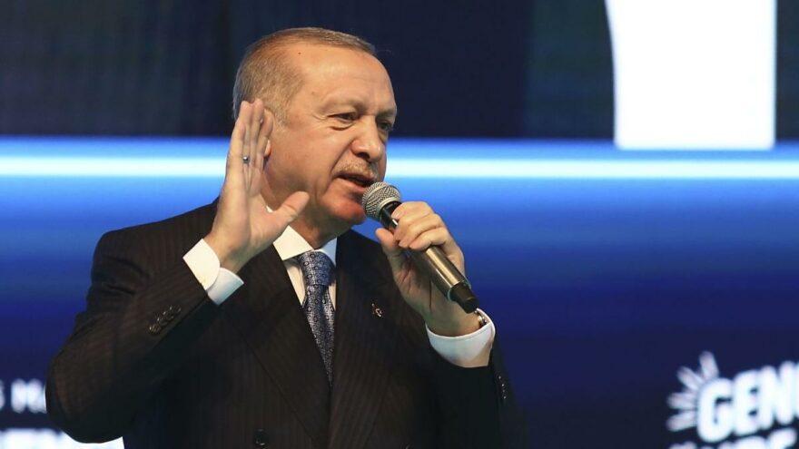 Erdoğan'dan döviz ve altın çağrısı - Son dakika haberleri