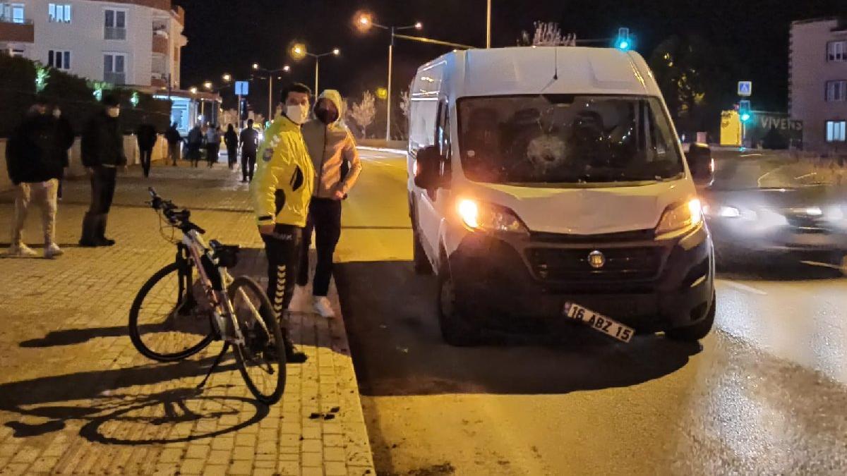 Bir bisikletli daha trafik kazasında yaşamını yitirdi