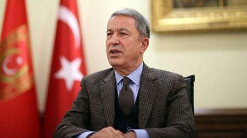 Milli Savunma Bakanı Hulusi Akar'dan iddialarla ilgili açıklama: Kesinlikle doğru bir şey değil