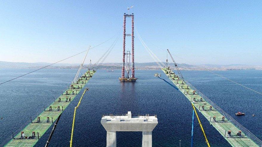 Yeni kara delik Çanakkale köprüsü
