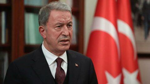 CHP'den Bakan Hulusi Akar'a jet yanıt