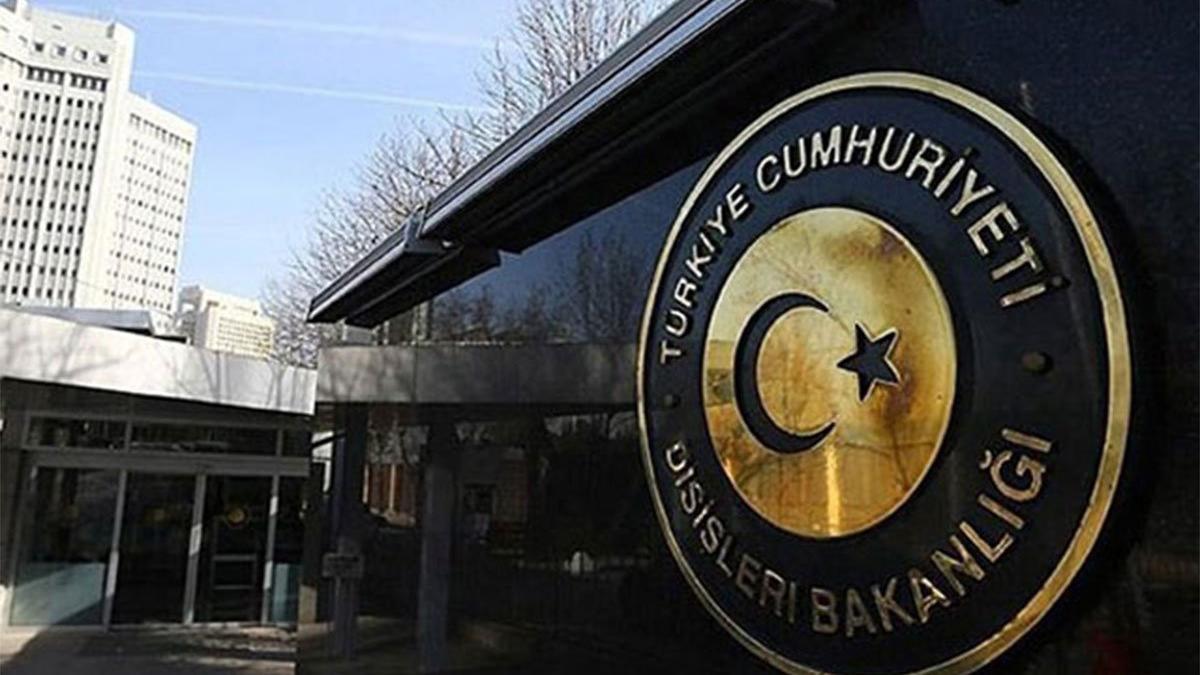 Dışişleri Bakanlığı'ndan AB Zirvesi sonuç bildirgesi açıklaması