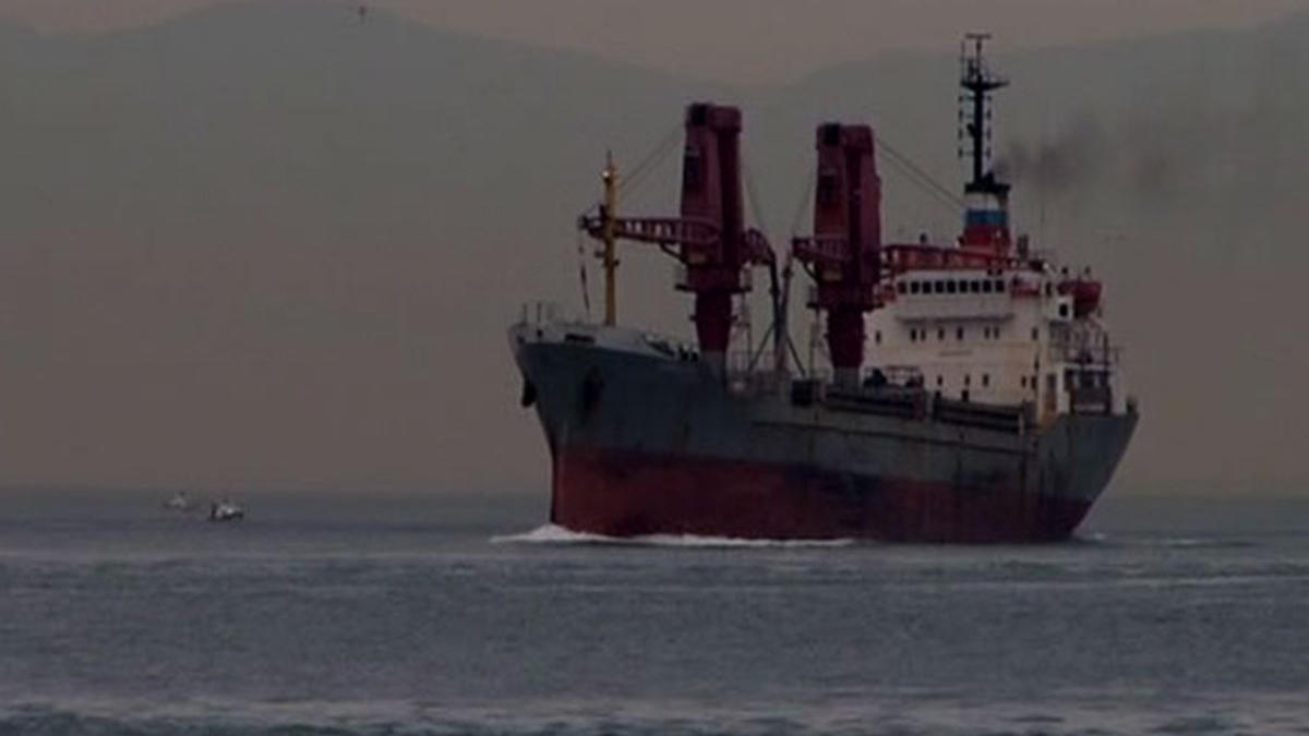 İsrail-İran arasından gemi gerilimi