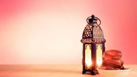 Ramazan ayı ne zaman başlıyor? ilk oruç için geri sayım...