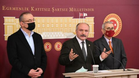 İYİ Parti'den Merkez Bankası için kanun teklifi
