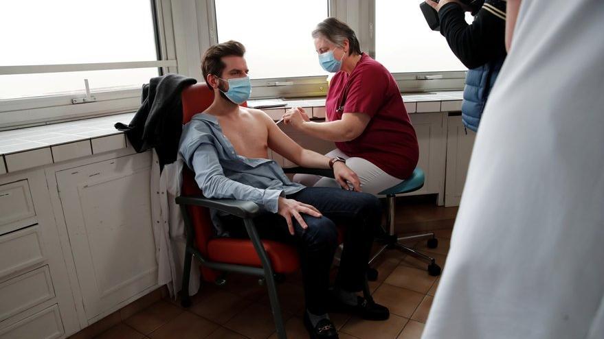 Avrupa Birliği'ne 50 milyon Rus aşısı yolda