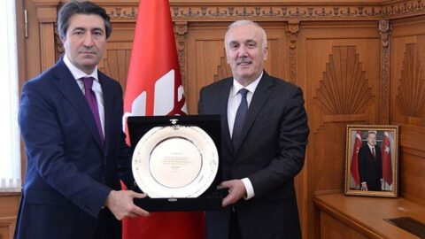 Alpaslan Çakar Ziraat Bankası'nın yeni genel müdürü oldu