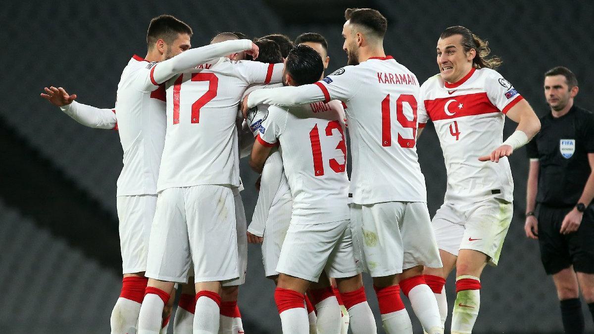 Türkiye A Milli Futbol Takımı'nda işin sırrı Avrupa