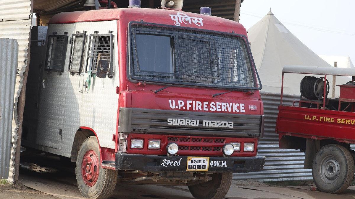 Hindistan'da corona hastalarının bulunduğu hastanede yangın: 10 ölü