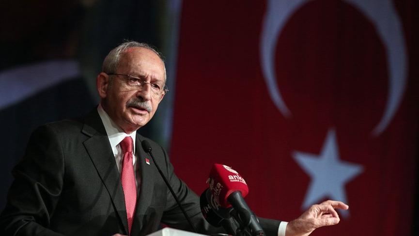 Kemal Kılıçdaroğlu: Bayrakla, vatanla sorunumuz yoksa gel kardeşim hep beraber kucaklaşalım
