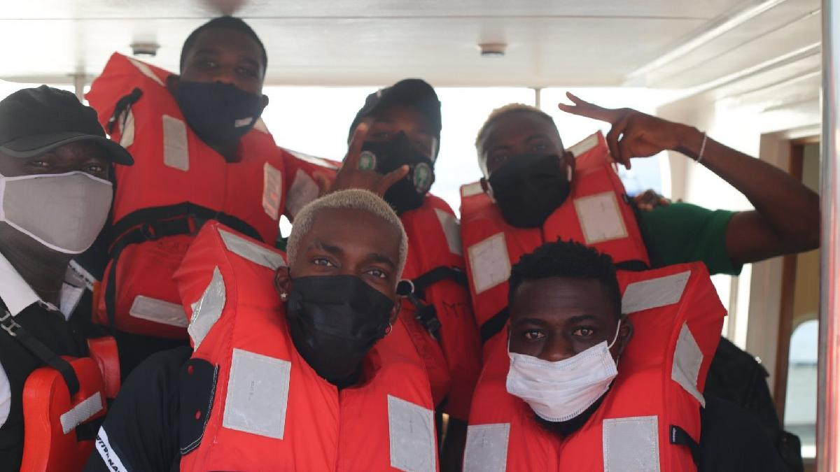Nijerya Milli Takımı, Benin deplasmanına tekneyle gitti
