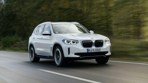 BMW'nin elektrikli SUV'si Türkiye'de satışa sunuldu