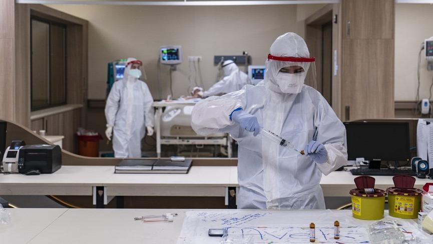 Son dakika... 27 Mart corona virüsü verileri açıklandı! İşte güncel tablo