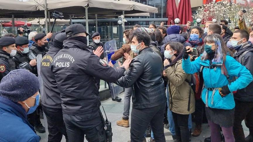 Boğaziçi protestolarında gözaltına alınan öğrencilerin hepsi serbest