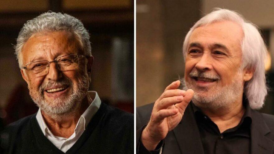 Metin Akpınar ve Müjdat Gezen'den Dünya Tiyatro Günü bildirisi