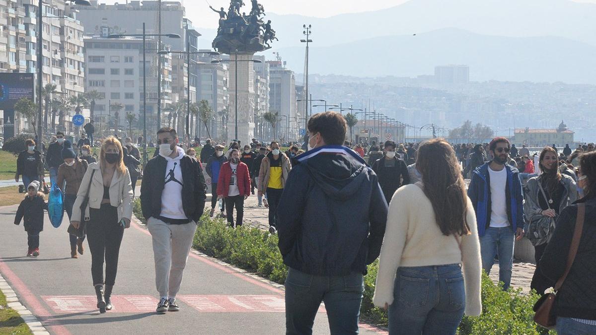 İzmir'de ürküten görüntü