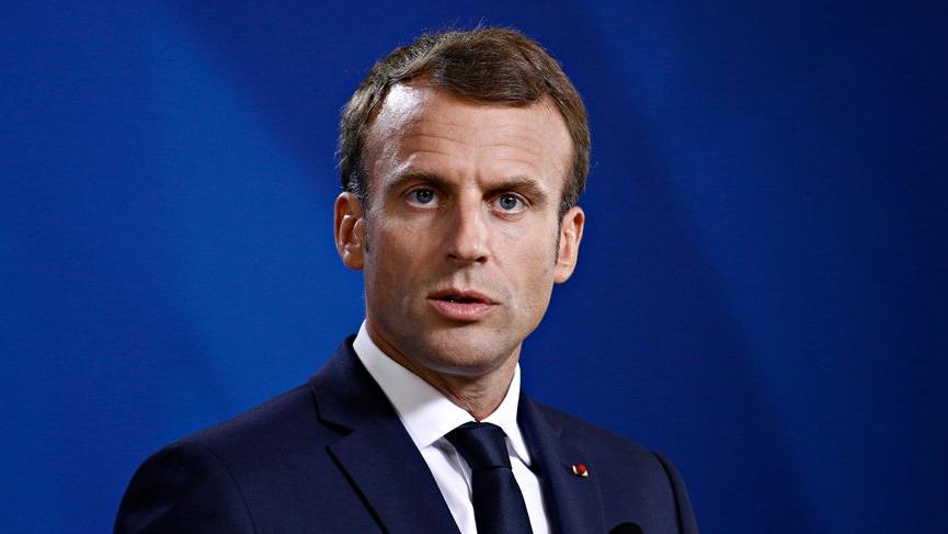AKP'den Fransa Cumhurbaşkanı Macron'a tepki