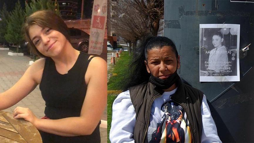117 gündür kayıp kızı Nazlı'yı arıyor
