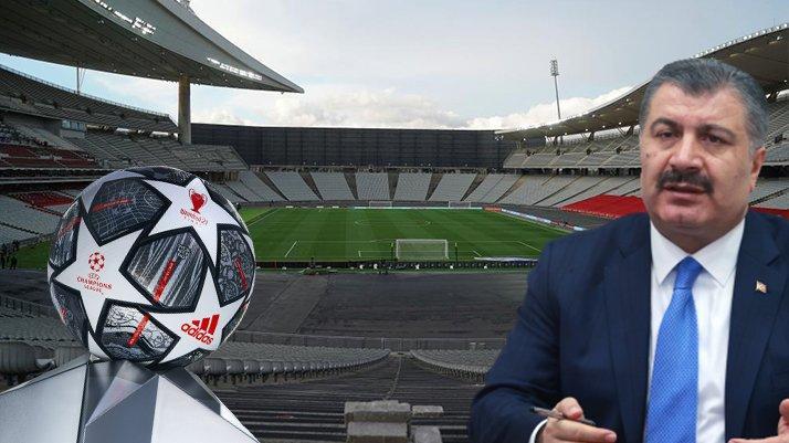 UEFA'nın Şampiyonlar Ligi için İstanbul planı