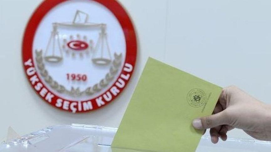 Yüksek Seçim Kurulu il il yeni milletvekili sayılarını açıkladı