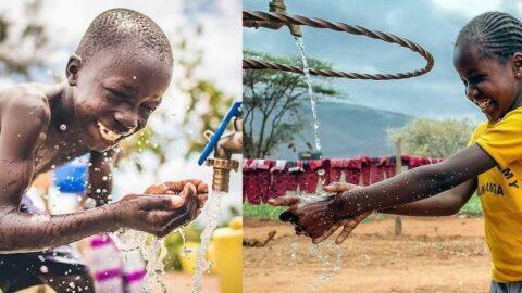 Milaslı doktor 'Milas Akıllı Köy Projesi'ni' Afrika'da hayata geçirdi