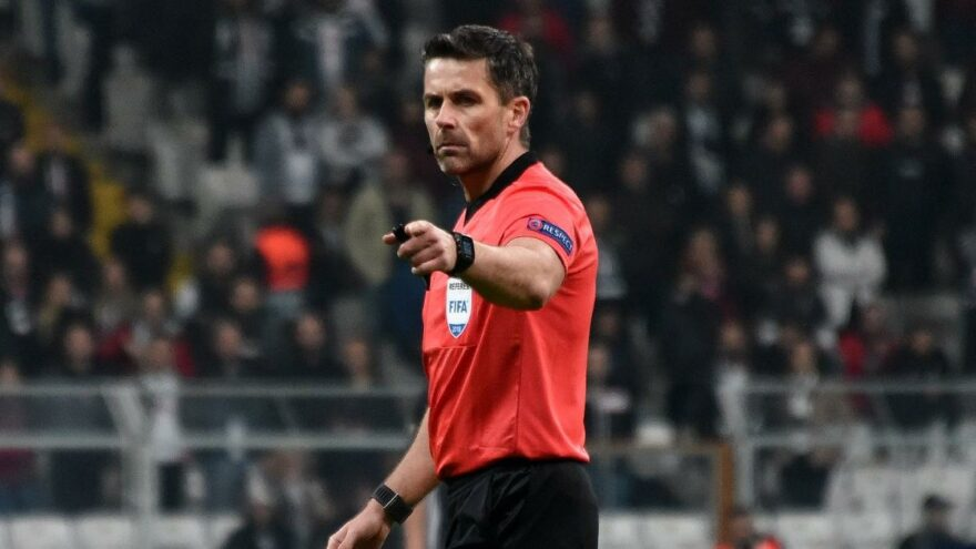 Türkiye-Letonya maçını Daniel Stefanski yönetecek