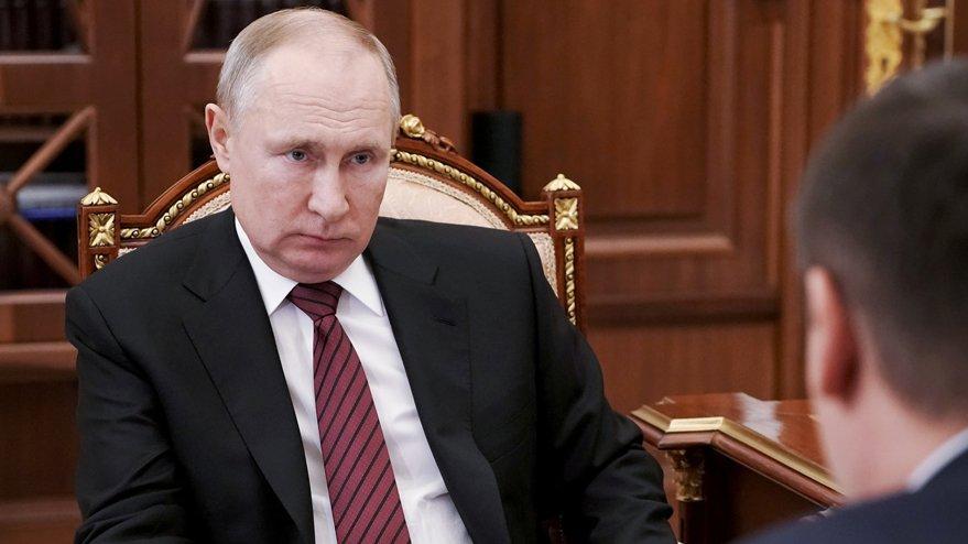 Corona aşısı olan Putin yaşadıklarını anlattı