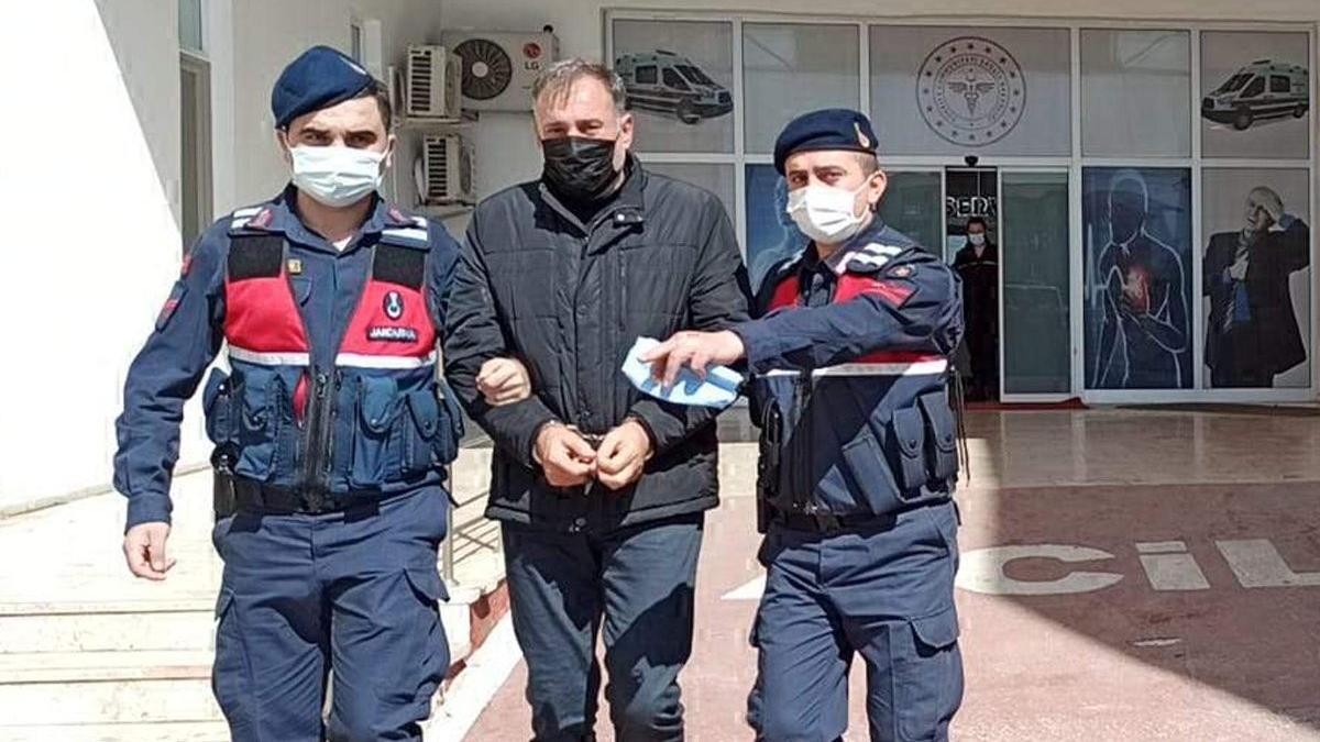 Tekirdağ'da kadın cinayeti: Öldürüp tarlaya gömdü