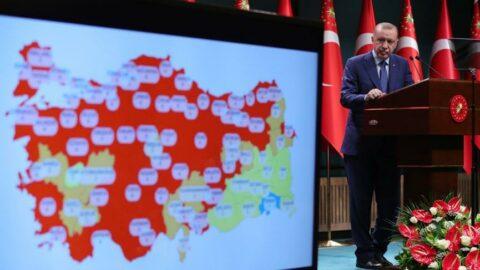Yeni tedbirlerin ardından Cumhurbaşkanı Erdoğan'a 'lebaleb' kongre tepkisi