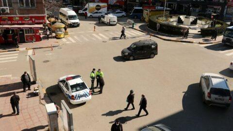 Keşan'da corona denetimlerinde 106 kişiye 297 bin lira ceza