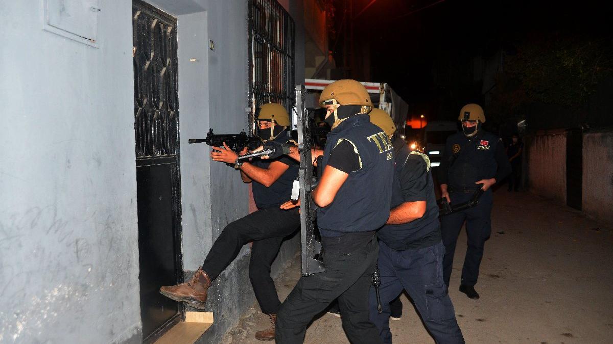 Şırnak'ta terör operasyonu: 13 gözaltı