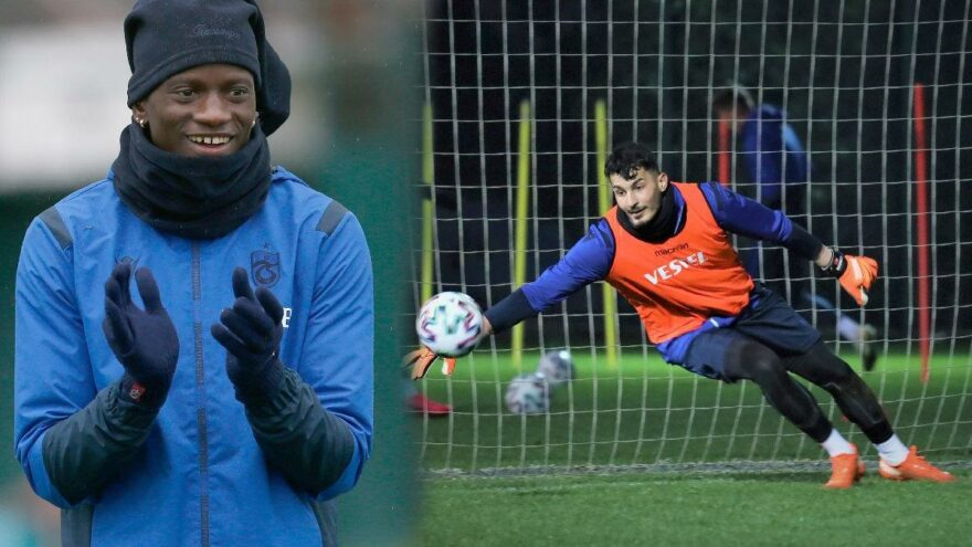Trabzonspor'un en istikrarlıları Edgar ile Uğurcan