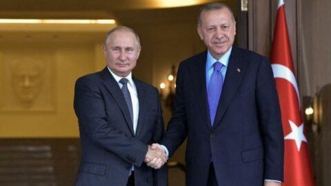 Biden, Cumhurbaşkan Erdoğan ile Putin'e davet göndermişti: Buz gibi yanıt geldi