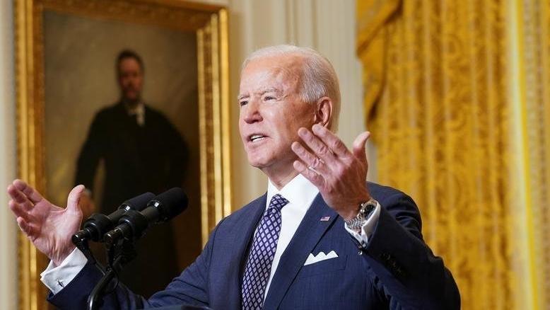 Joe Biden'dan bir ilk daha!