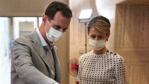 Suriye ajansı: Esad'ın corona virüsü tedavisi tamamlandı