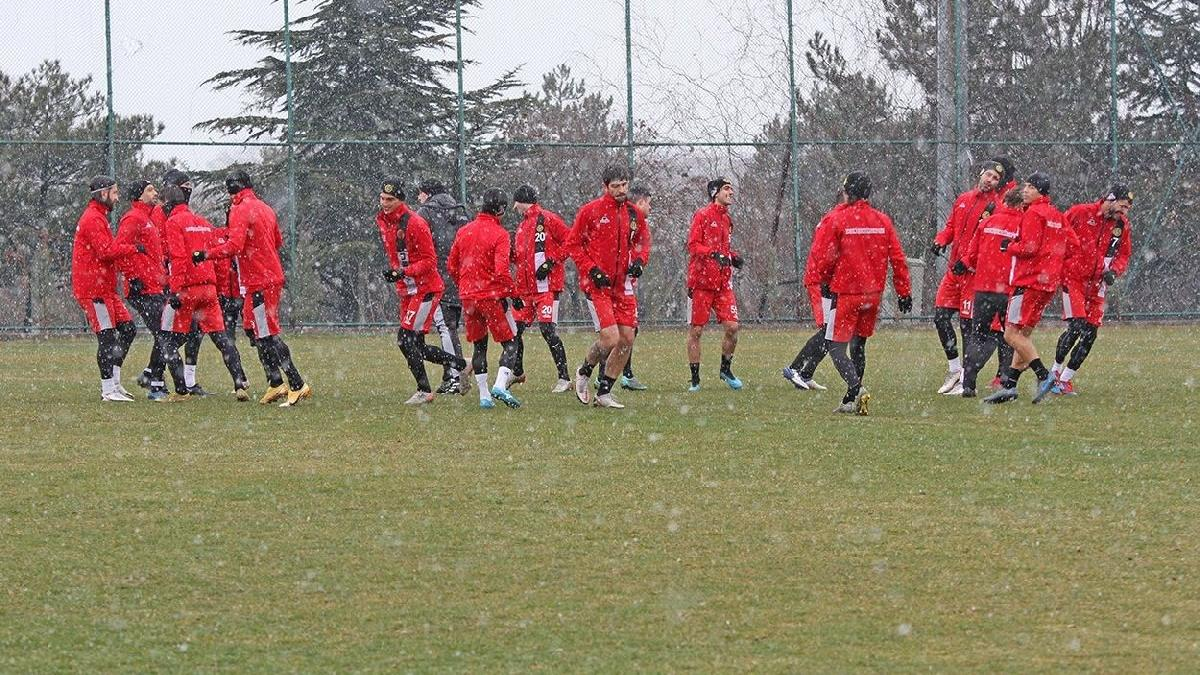 Eskişehirspor'da corona kabusu