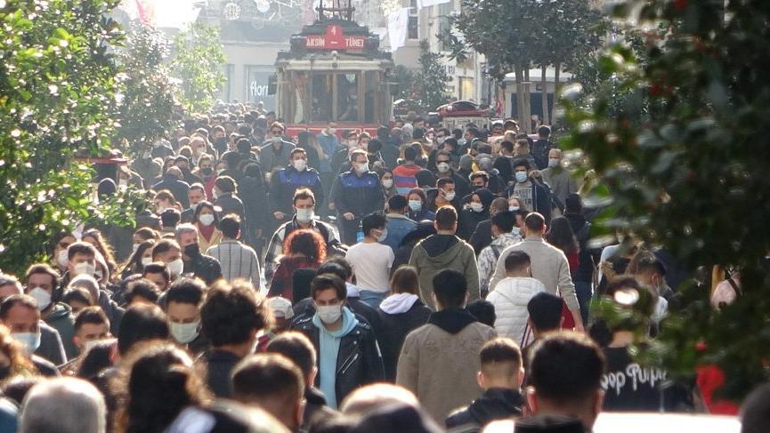 İl il haftalık vaka sayısı açıklandı! İstanbul'da korkutan artış