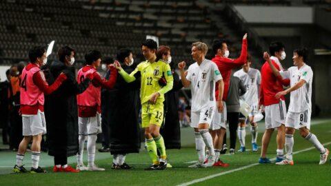Japonya'dan tarihi hezimet... Gol olup yağdılar