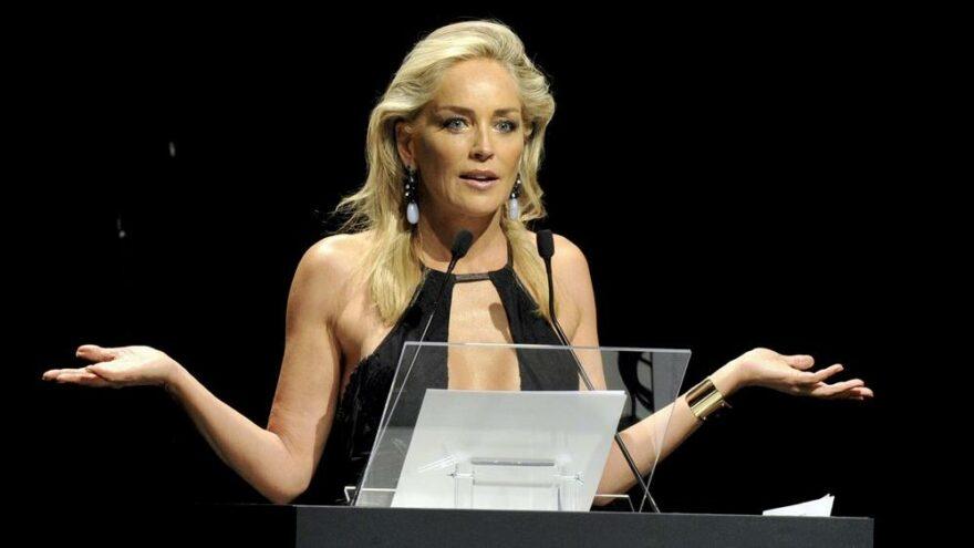 Sharon Stone'dan itiraflar: Tacize uğradım, mememi büyüttüler